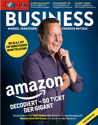 Focus Business - Top Arbeitgeber 2019